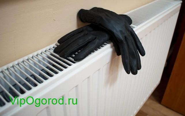 отопление батарея тепло в доме