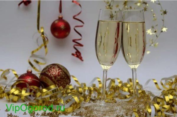 встречаем новый год на даче или в загородном доме