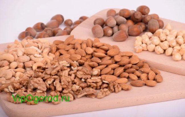 Почему стоит есть орехи