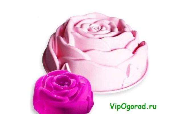 Суфле «Роза любви» — приготовьте на 14 февраля
