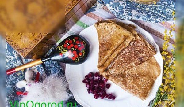 Любашины блины – суперский рецепт на Масленицу